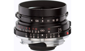 25 mm  F 4.0 Color Skopar Pancake-