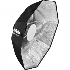 OCF Beauty Dish silver 2 3