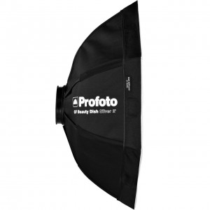 OCF Beauty Dish white 2 1